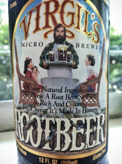 Mighty fine root beer
